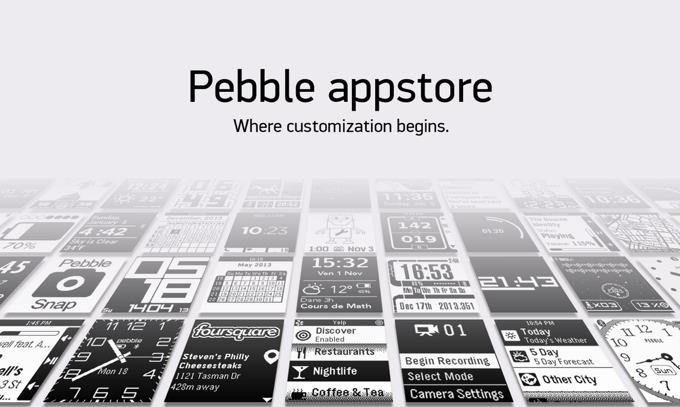 Pebble OS 2.0. Смартчасы с собственным магазином приложений