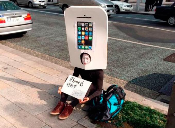iPhone 6 – пора выстраивать очередь…?