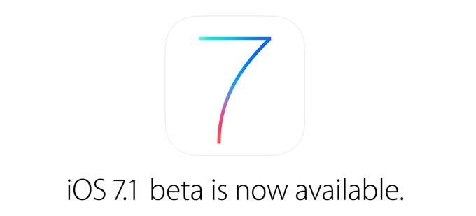 Финальная версия iOS 7.1 должна выйти до 11 марта