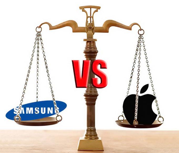Google поддержала Samsung в судебной тяжбе с Apple