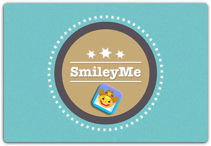 SmileyMe. Преврати себя в смайл