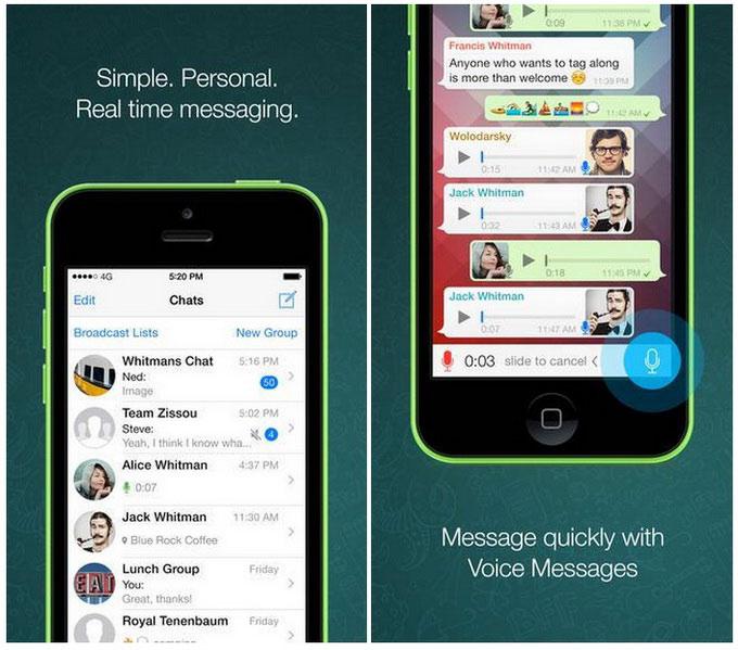 Через WhatsApp прошло 64 млрд сообщений… за сутки