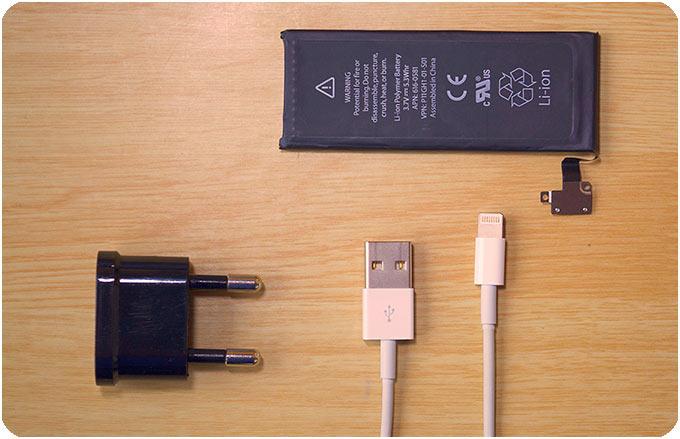 iPhone 6 получит более емкий аккумулятор