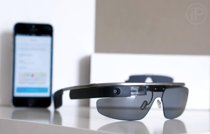 Умные очки:  Google Glass 2.0. Гаджет будущего в паре с iPhone 5s | умные очки GPS устройства Google Glass