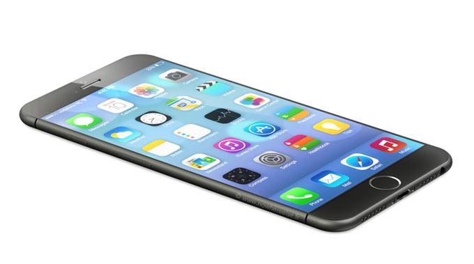 Дизайнер создал концепт iPhone 6 на основе появившихся в Сети схем