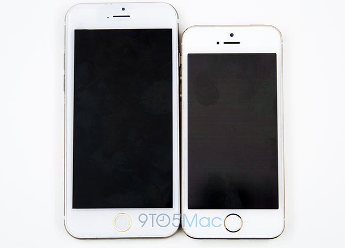 Размышления о большом дисплее iPhone 6 и его новом разрешении 1704×960 точек