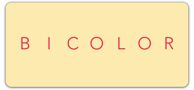 Bicolor. Закрась все одним цветом