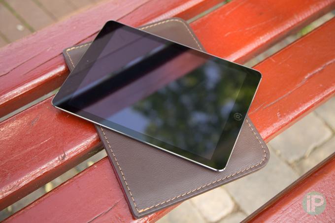 Обзор чехла Monogram для iPad Air и опыт покупки с Etsy