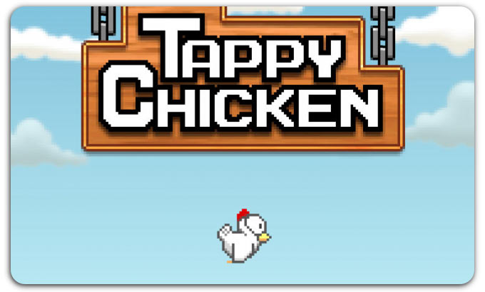 Tappy Chicken – клон Flappy Bird от Epic Games на Unreal Engine 4