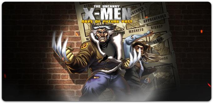 Uncanny X-Men: Days of Future Past. Отличное дополнение к новому фильму