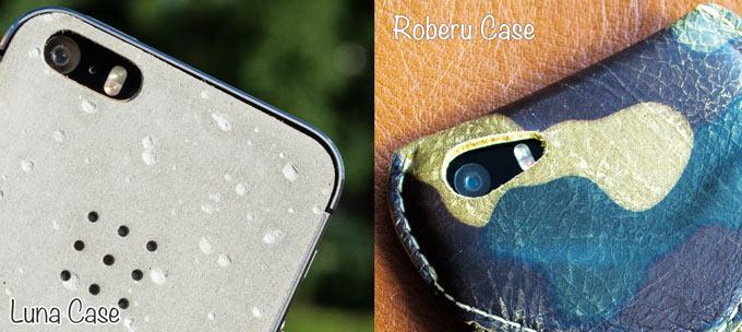 Обзор чехлов с характером: Luna Case и Roberu Camouflage Case