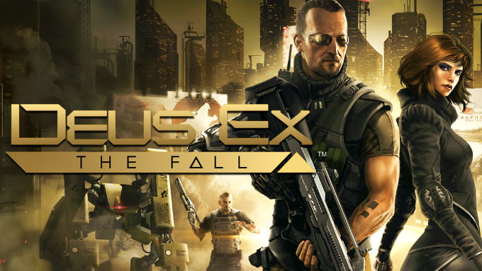 Промо-коды на Deus Ex: The Fall – прямо сейчас! Для iPhone/iPad/iPod Touch