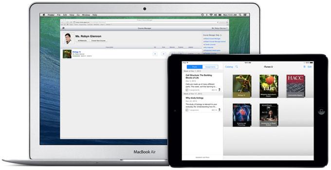 Apple анонсировала обновление iTunes U