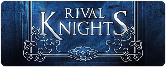 Rival Knights. Самый красивый рыцарский турнир