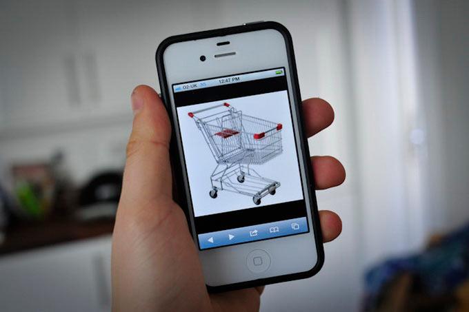 iOS порвала конкурентов в сфере онлайновых покупок