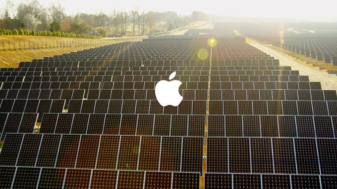 Apple приобретает новые земли под строительство солнечной станции