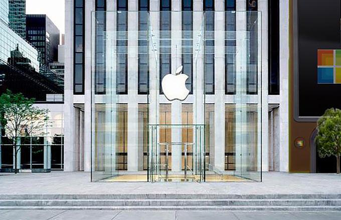 Microsoft планирует открыть свой розничный магазин рядом с Apple Store на Пятой авеню