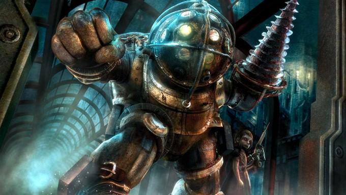 Bioshock. Скоро на iPhone и iPad