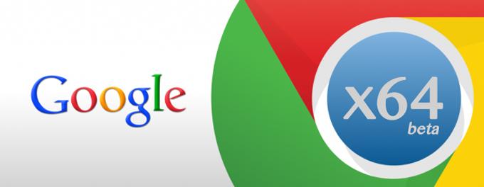 Google выпустила 64-битную бета-версию браузера Chrome