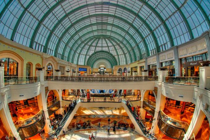Самый большой в мире Apple Store будет открыт в Дубае в 2015 году