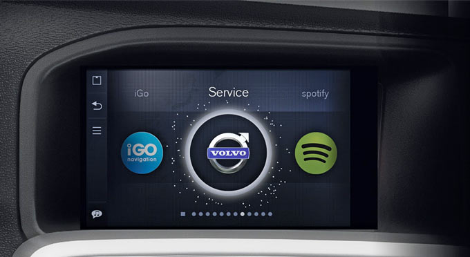 Volvo Sensus Connect: ответ CarPlay от шведского автоконцерна