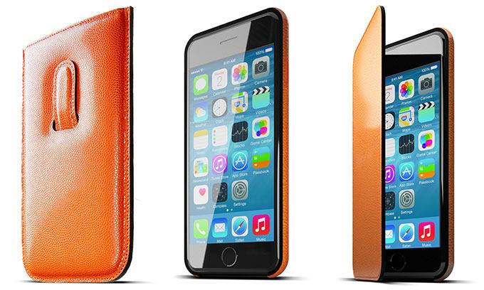 CalypsoCrystal представила линейку оригинальных чехлов для iPhone 6