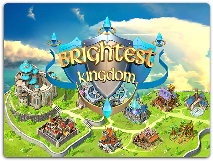 Brightest Kingdom. Tower Defence с цитаделью и глобальной картой