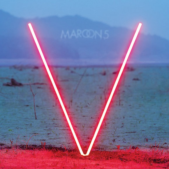 Альбом maroon 5 v