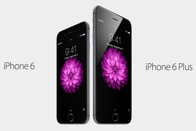 iPhone 6. Теперь их два