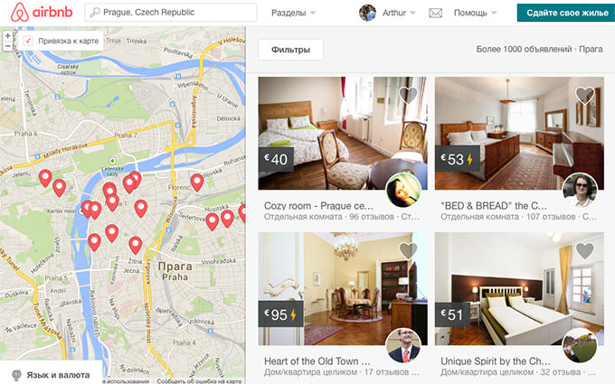 airbnb-map