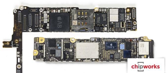 В iPhone 6 установлен 20-нанометровый процессор от TSMC. Samsung пока не у дел