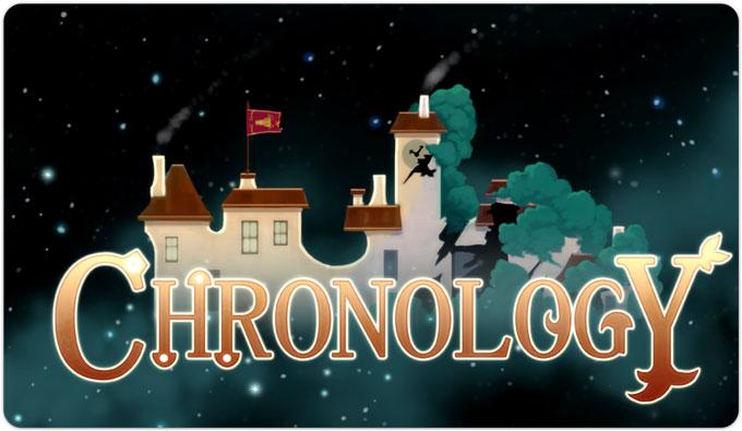 Chronology. Между прошлым и настоящим