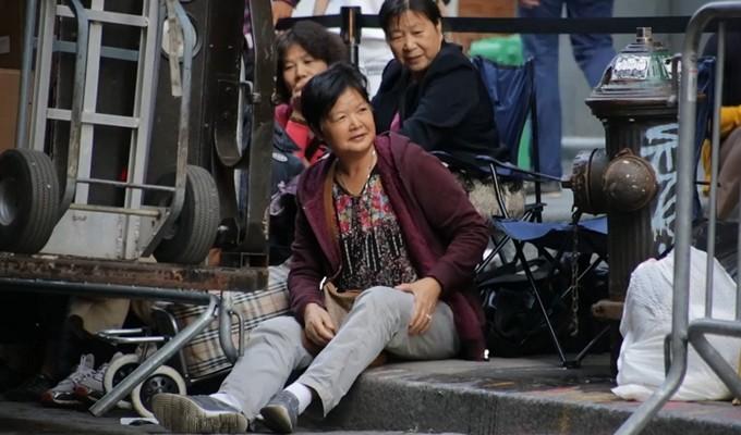 Перекупщики из Китая захватили очереди за iPhone 6 в США