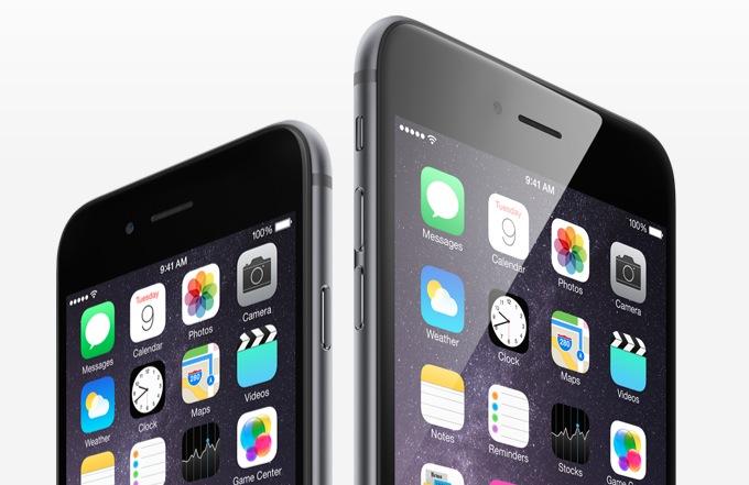 Первые рекламные ролики iPhone 6 и iPhone 6 Plus