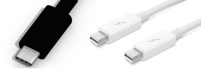 Новый стандарт USB Type-C поддерживает передачу сигнала DisplayPort