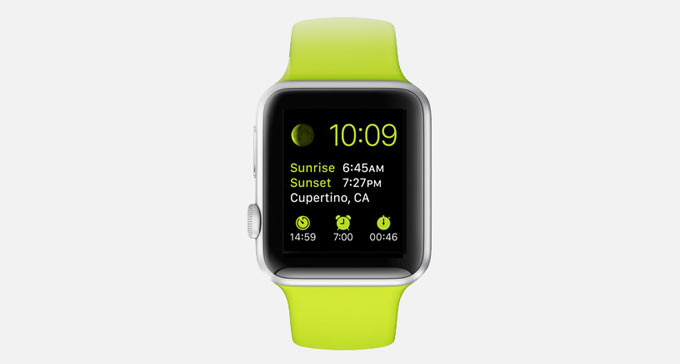 Apple Watch: решенная проблема «правшей и левшей»