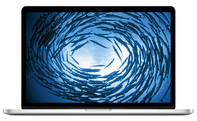 Аттракцион невиданной щедрости от Apple добрался до Retina MacBook Pro