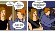 «Первое свидание». Новый комикс от Joy of Tech
