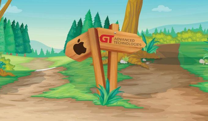 Apple: GT Advanced превратила производство сапфира в «кладбище сапфировых буль»