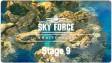 Сюжет Sky Force 2014 в очередной раз пополнился новым и сочным уровнем