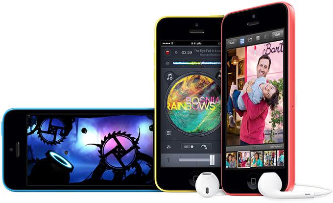 В следующем году Apple прекратит производство iPhone 5c