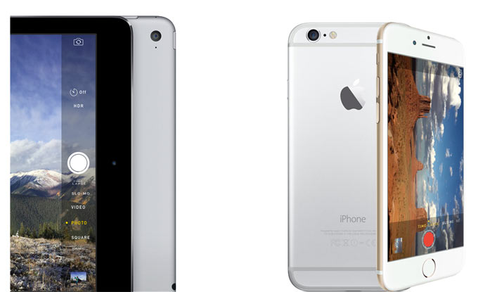 iPhoneVsiPad