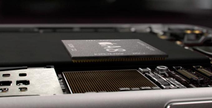 Apple отказывается от использования проблемной памяти в iPhone 6 и iPhone 6 Plus
