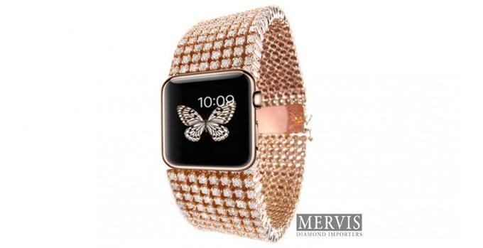 Бриллиантовые Apple Watch за $30 тыс.