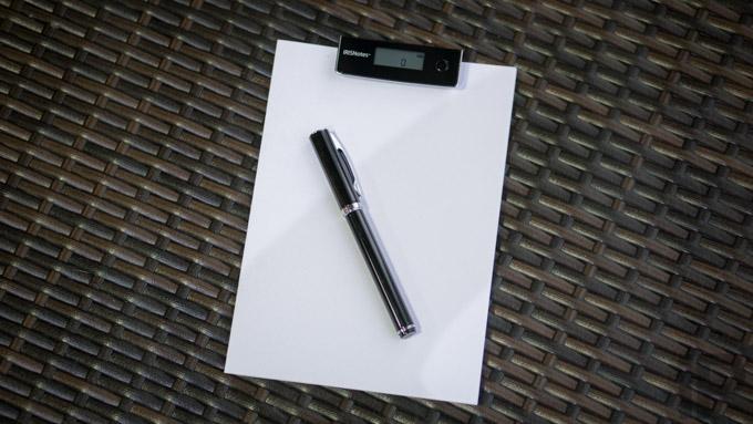 Обзор умной ручки IRISNotes Executive 2. Если любишь писать от руки