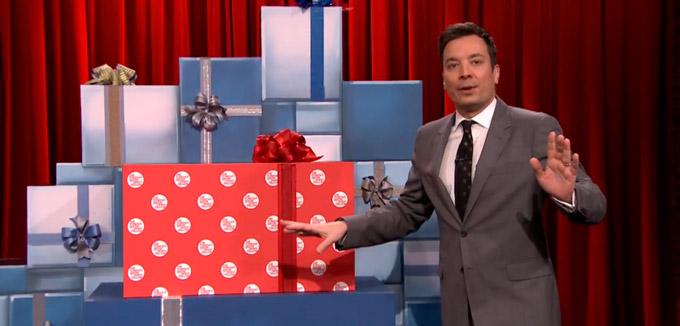Всем зрителям шоу Джимми Фэллона подарили iPad Air 2