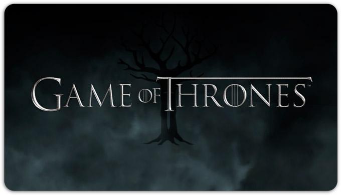Game of Thrones. Железо изо льда