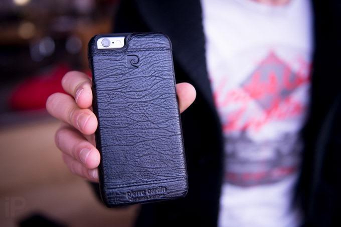 Обзор чехлов Pierre Cardin для iPhone 6 и iPhone 6 Plus