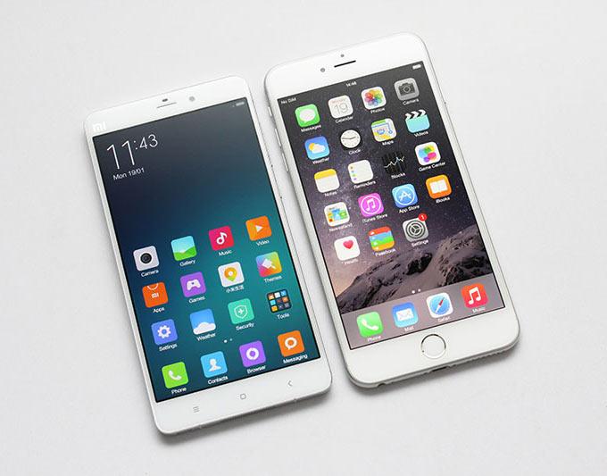 Xiaomi бесплатно поменяет твой устаревший iPhone на крутой Mi Note