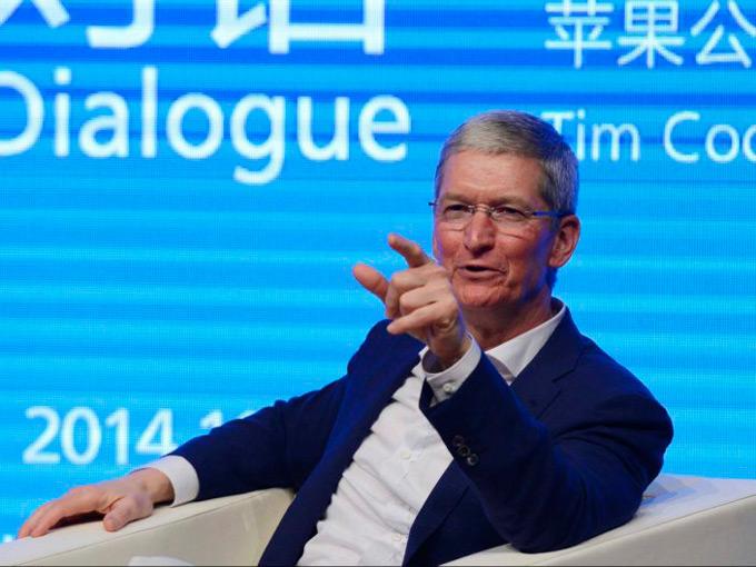 Apple Watch в апреле и другие интересные моменты телефонной конференции Тима Кука